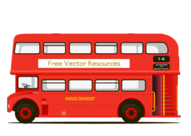 free red double decker bus psd files  vectors   graphics christmas cookie clip art images christmas cookie clip art images