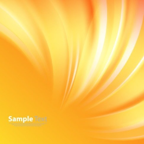 Sunshine Light Abstract Background