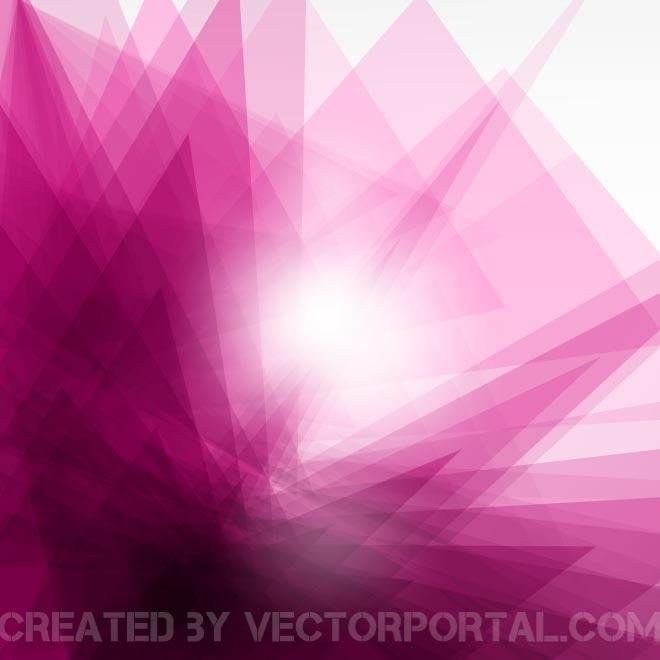 PINK VECTOR BACKGROUND WITH GLARING LIGHT.eps, vector ...