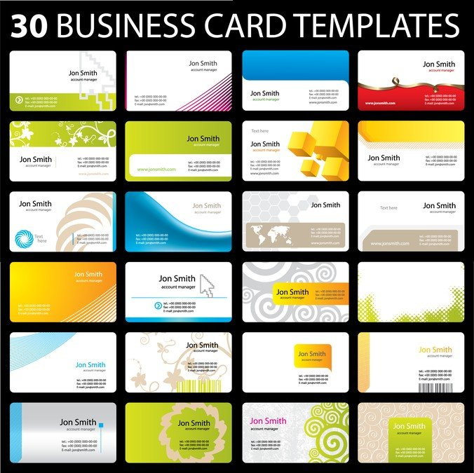 30 Of Practical Card Template