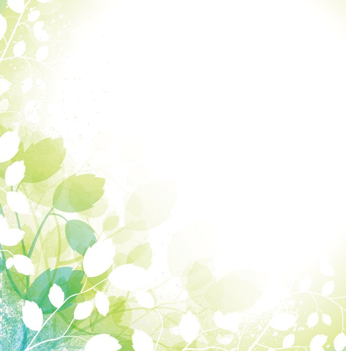Free Green Spring Vector Background PSD Files Vectors Graphics