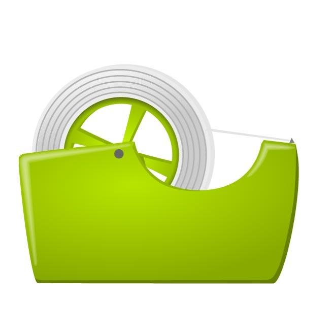 tape dispenser vector illustrationai archivos