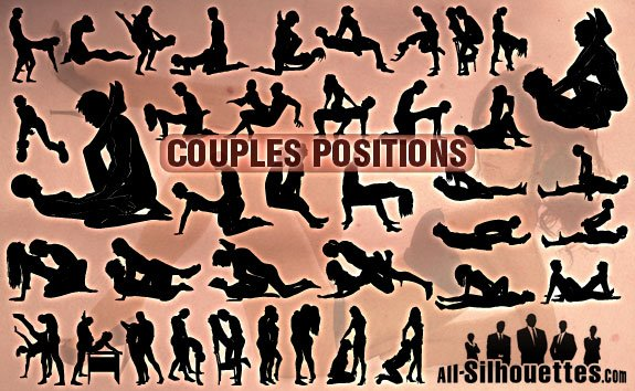 39 Free Vector Couples Positions