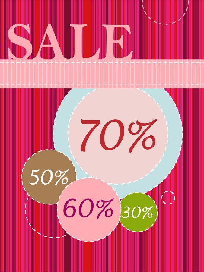 Shopping Page Templates And Elements Of