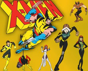 Stock Illustrations X-man