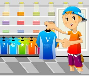 Shopping vector 13