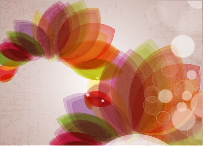 Abstract Background Vector Art Graphic