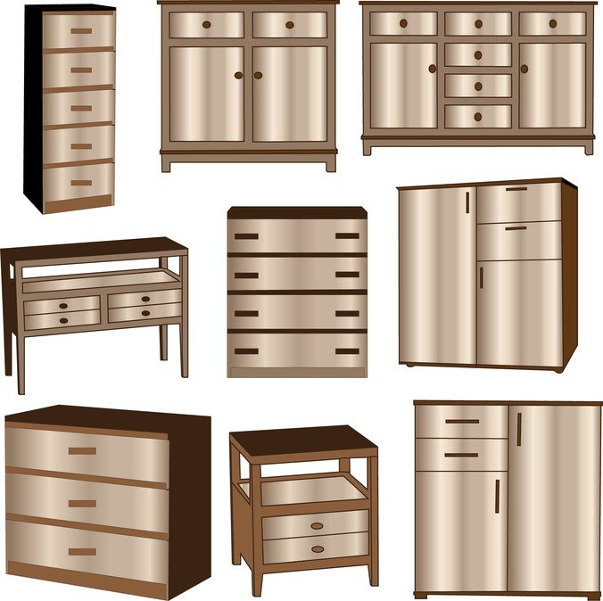 Home Furniture Vector Images
