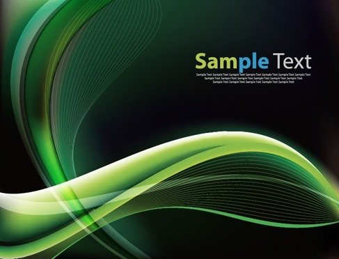 Abstract Background Vector Illustration 16