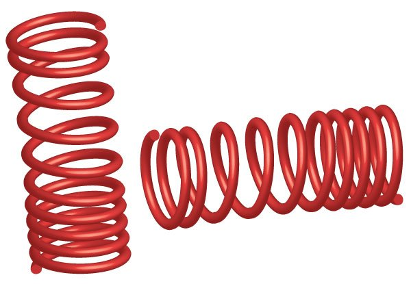 Coil Spring Free