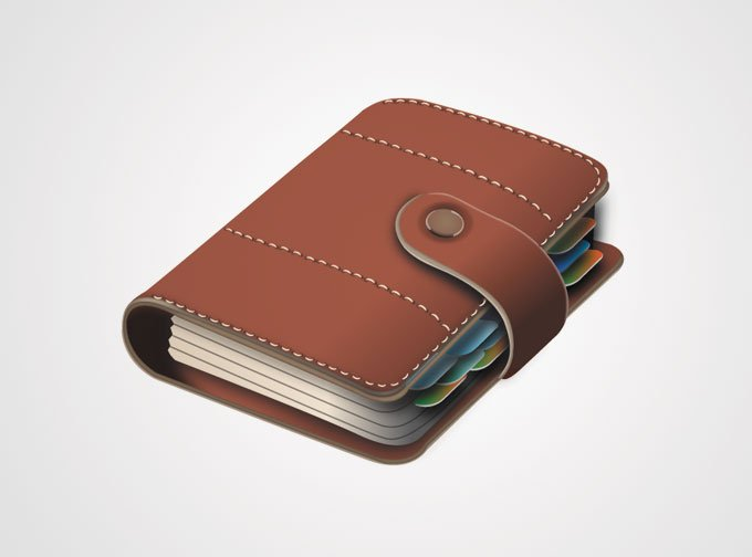 Business Diary, Address Book or Notebook