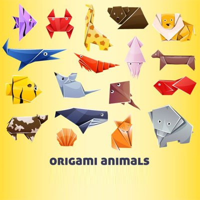 Origami Animals