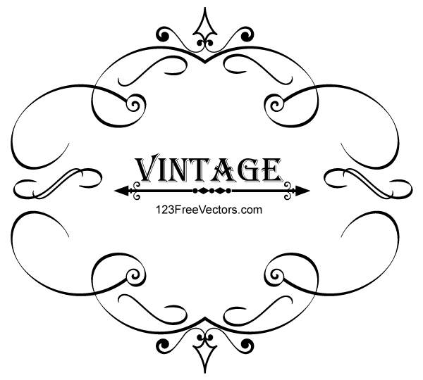 browse vintage vintage calligraphy frame report 5445 views vues 983 ...