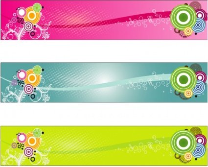 Free Banner, vector image - 365PSD.com