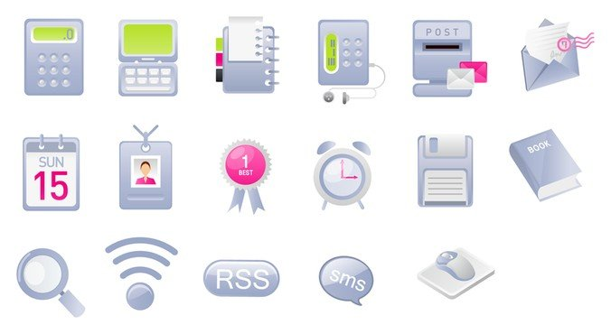 Practical Web Design Icon Vector Images