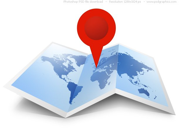 Psd world map icon archivo vectorial 365psd gumiabroncs Gallery