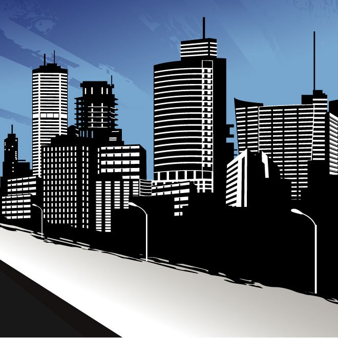 URBAN CITY VECTOR.eps