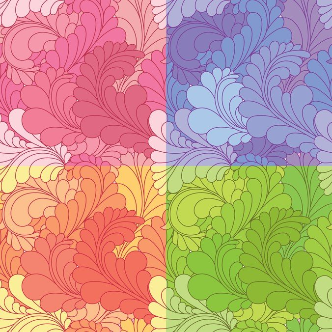 Fine Background Pattern