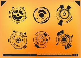 Abstract Technology Graphics