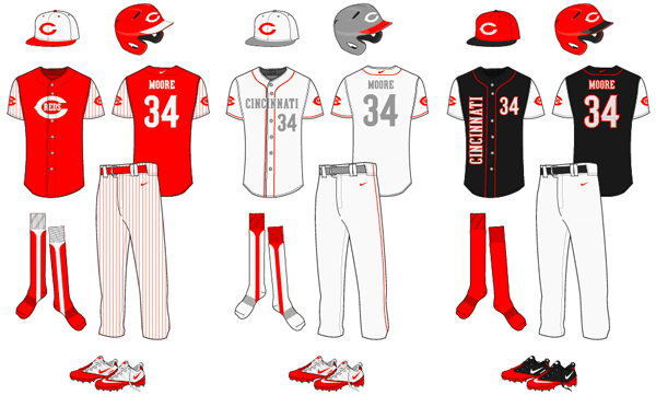 Baseball Uniform Template | Free Baseball Uniform Template Vector Free Psd Files Vectors