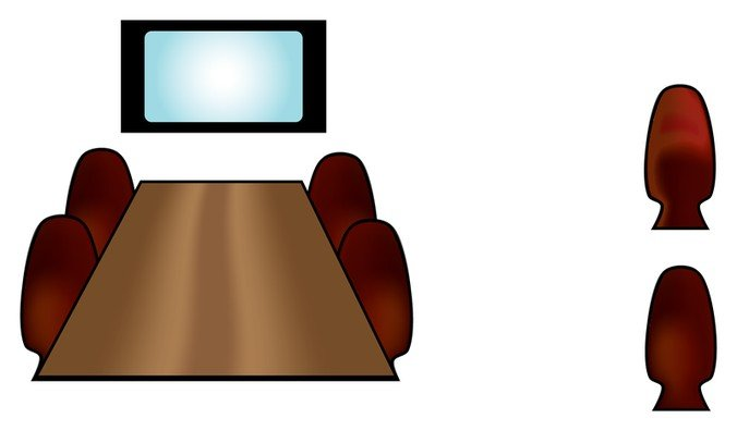 conference room clipart free - photo #7