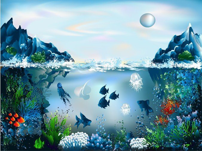Magnificent Underwater World 03