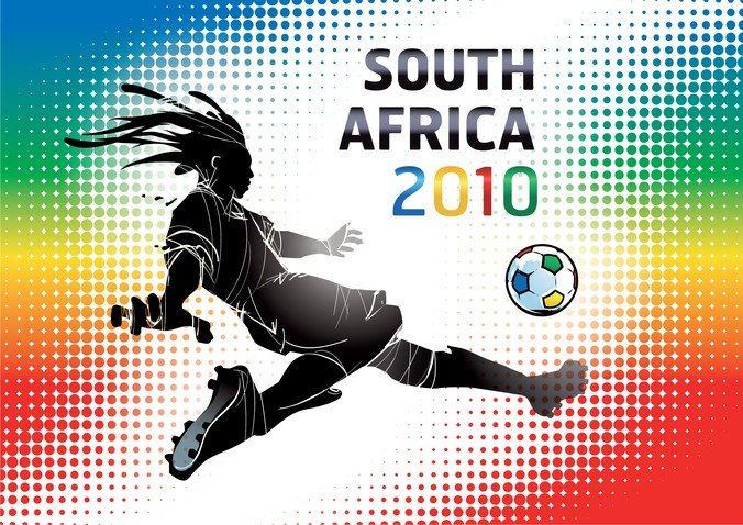 South Africa 2010 World Cup Wallpaper
