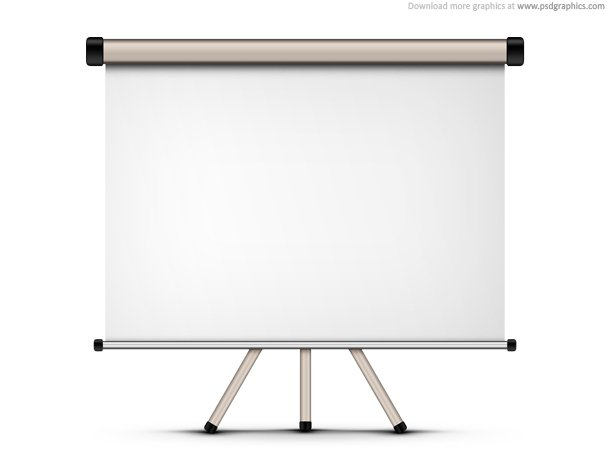 free blank projection screen psd psd files vectors graphics 365psdcom