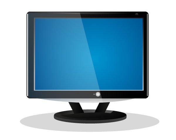 how to fix lcd tv screen