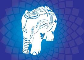 Asian Elephant Vectors Vector File For Free Download Now
