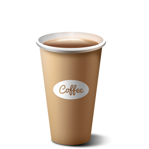 Paper Coffee Cup Icon Psd Free Vectors 365psd Com