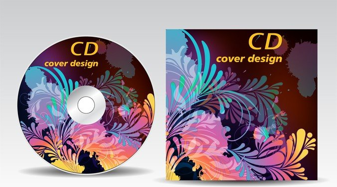 Attached Cdrom Disc Case 01