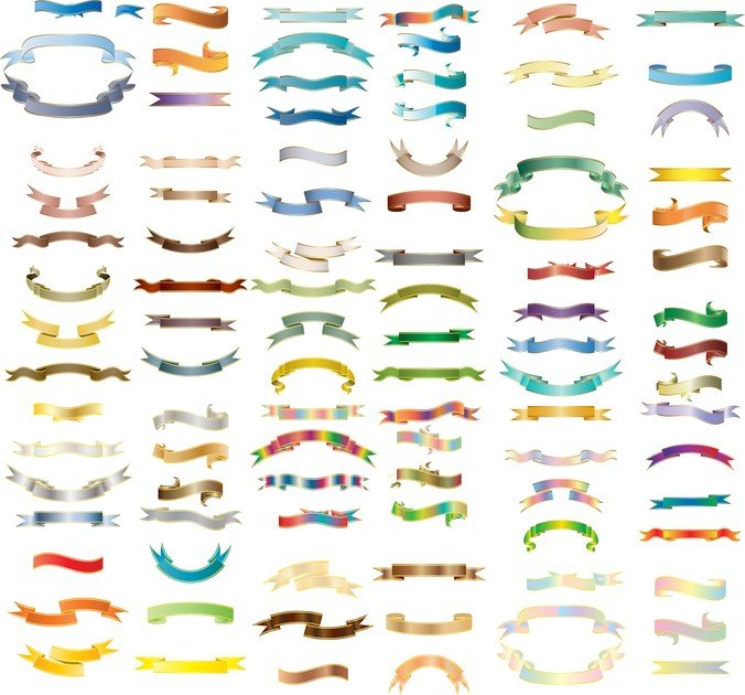 All Kinds Of Ribbons 02