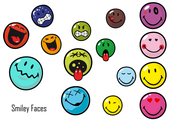 free free ai smiley face vector pack psd files vectors graphics rh 365psd com free ai vector file download free ai vector files