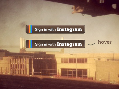 Instagram Sign In Buttons