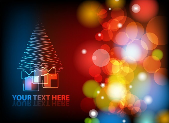 Gorgeous Christmas Background