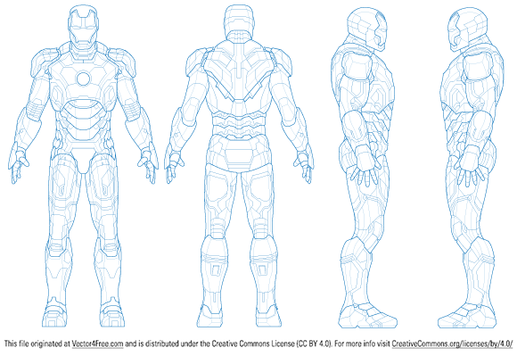 Free free ironman psd files vectors graphics 365psd malvernweather Image collections