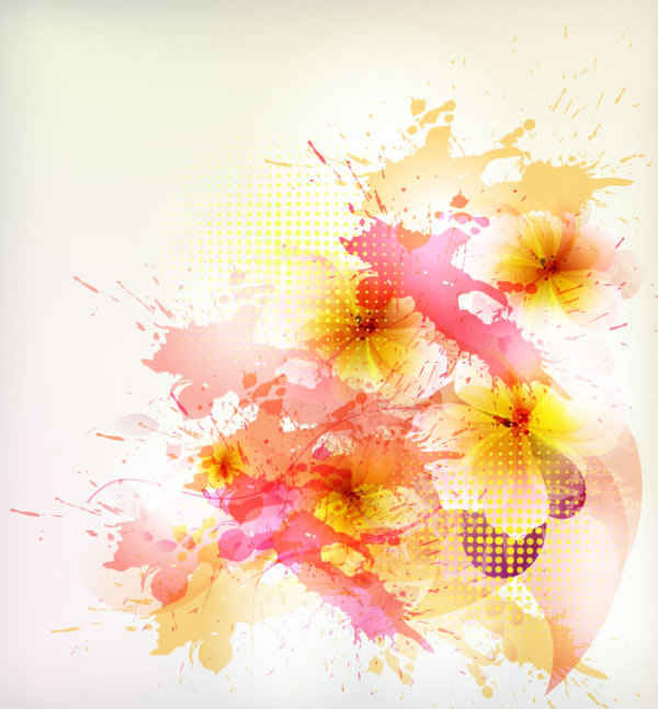 Free pink flowers backgrounds psd files vectors graphics 365psd mightylinksfo