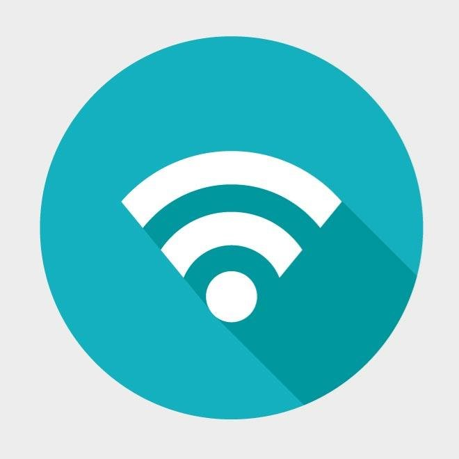 wifi vector iconeps vector files 365psdcom