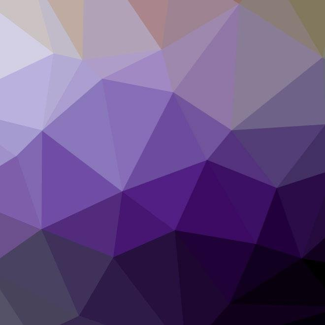 TRIANGLE MESHES VECTOR SET.svg