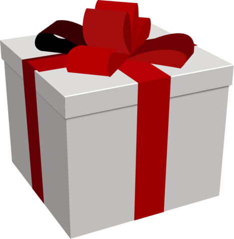 19+ Gift Box Vector Png Background