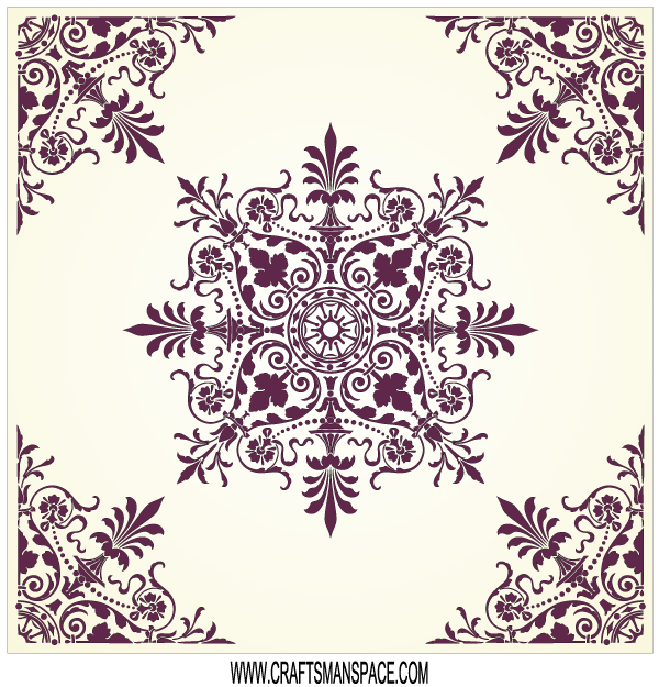 Variety of ornamental decorations vector | free download.