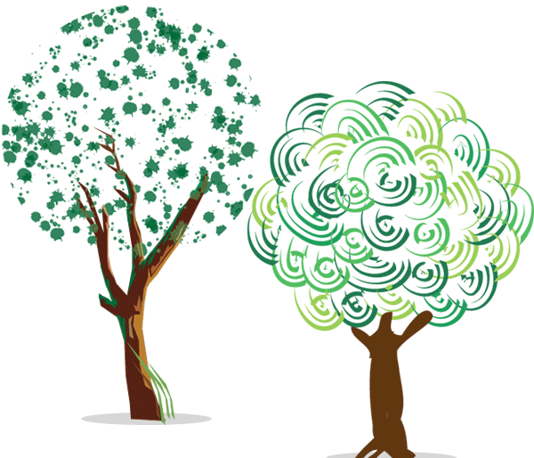 free free green tree vector art psd files vectors graphics rh 365psd com tree vector graphic tree vector graphic