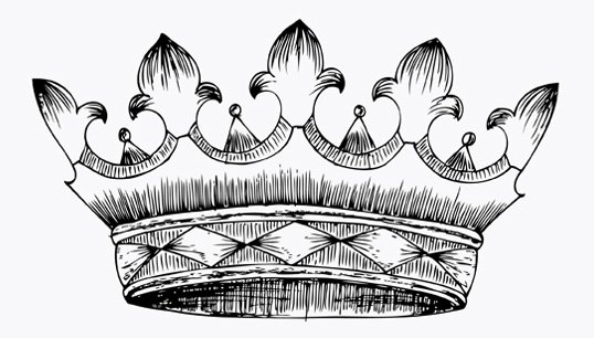 Free Vector - Hand Drawn Crown