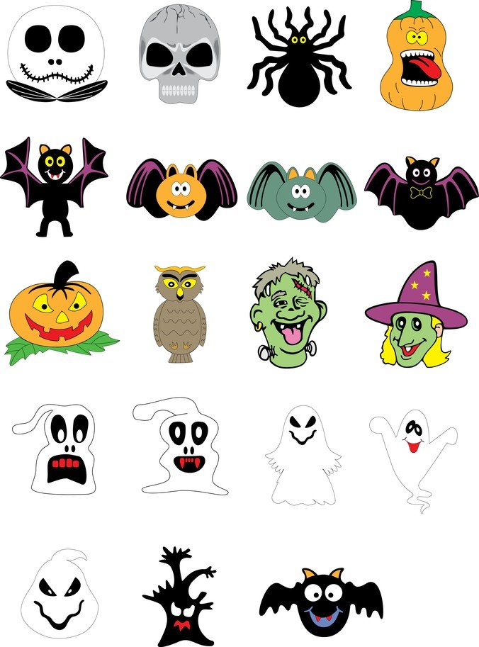 free free halloween vector pumpkins psd files vectors graphics rh 365psd com halloween silhouette vectors free Dracula Halloween Cartoon Vector Free