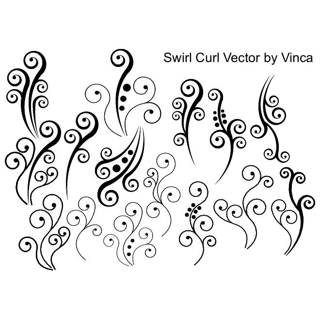 CURLY FLORAL VECTORS.eps