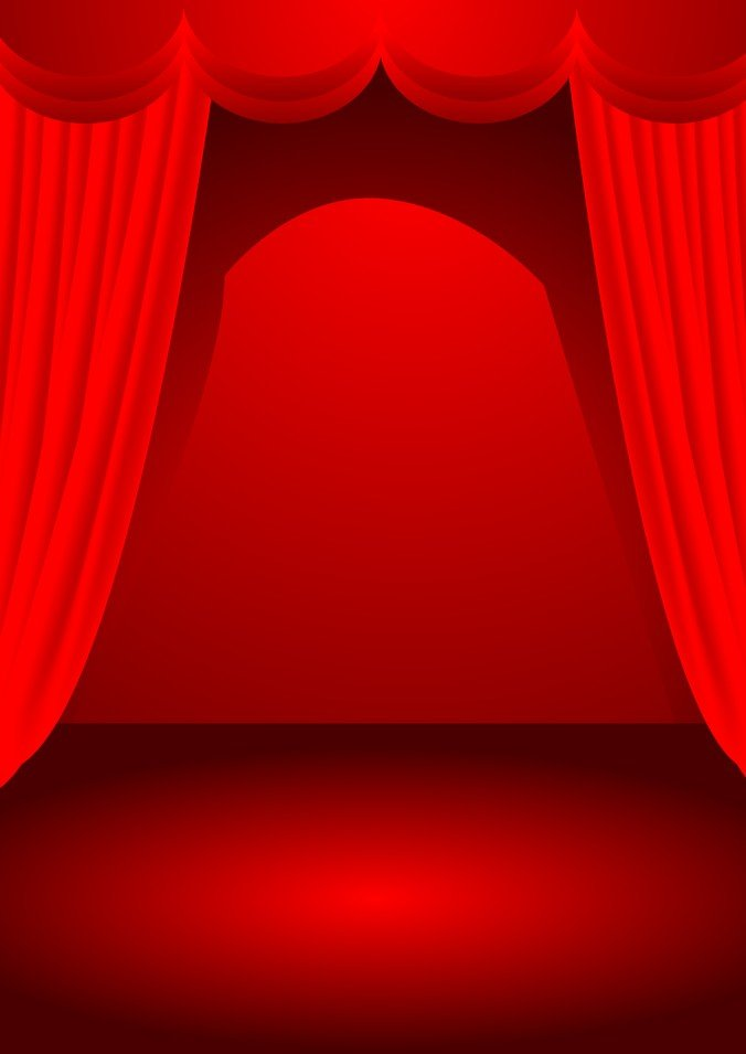 Theater Stage Theme