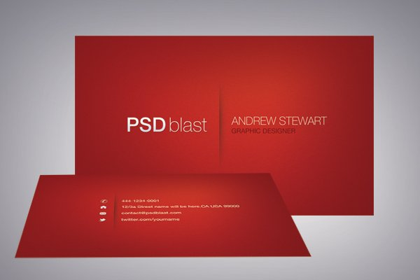 Free red color business card template psd files vectors graphics free red color business card template psd files vectors graphics 365psd cheaphphosting Image collections