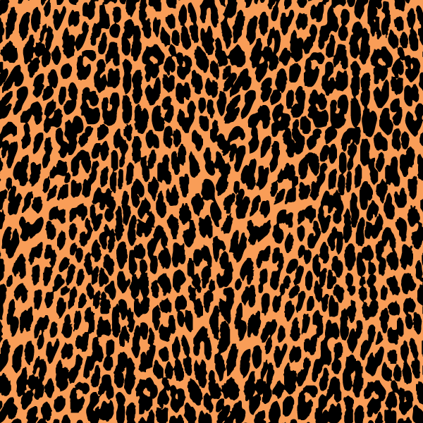 leopard print vector graphic free vector images 365psdcom - Animal Pictures To Print Free
