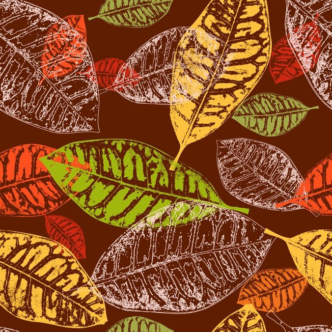 Leaves Background 1